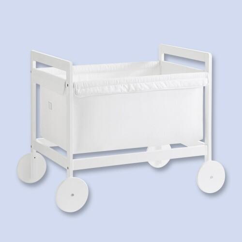 Roller crib