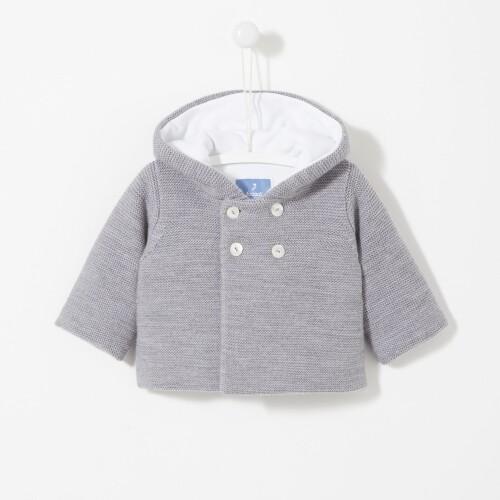 Baby boy knit jacket