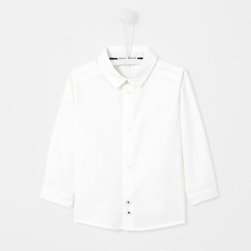 Toddler boy Oxford shirt