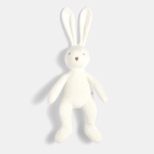 Small rabbit plush toy