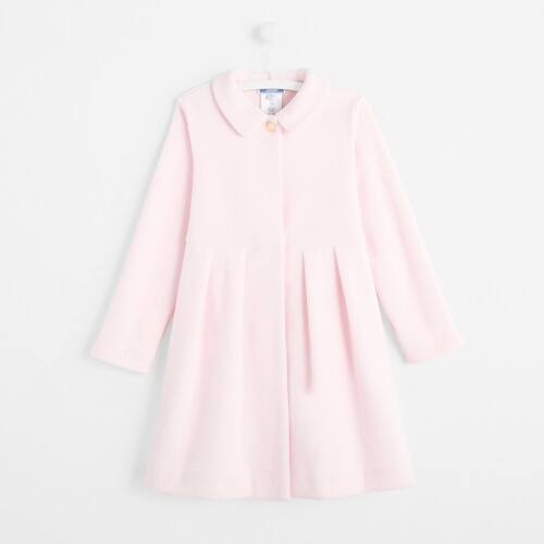 Girl fleece dressing gown