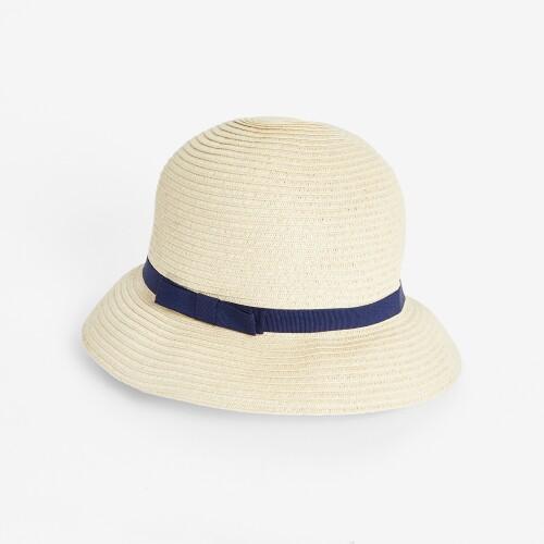 Girl cloche hat