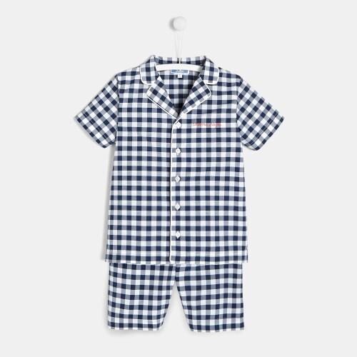 Pijamale scurte baieti