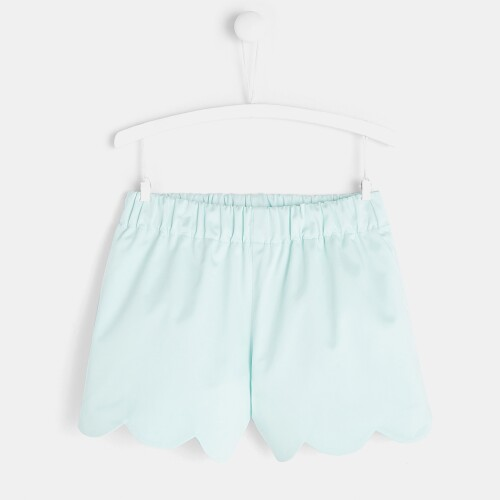 Girl satiny shorts