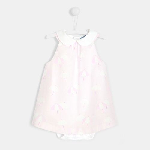 Little girl bodysuit dress