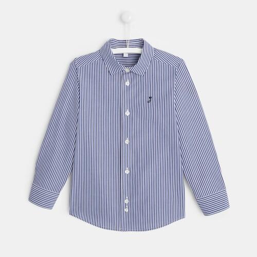 Boy striped shirt