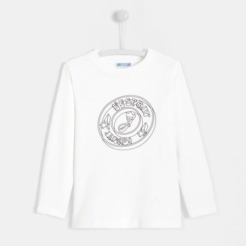 Boy long-sleeved t-shirt