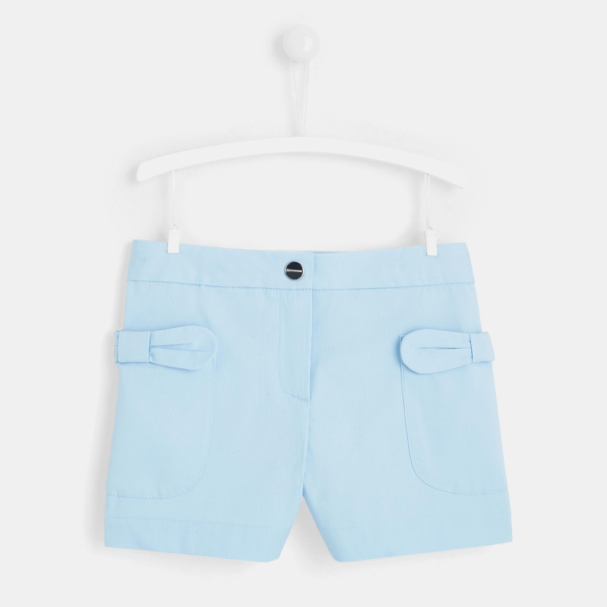 Girl denim shorts