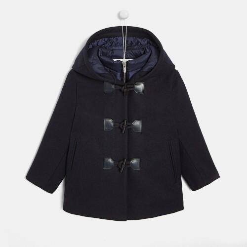 Boy duffle coat