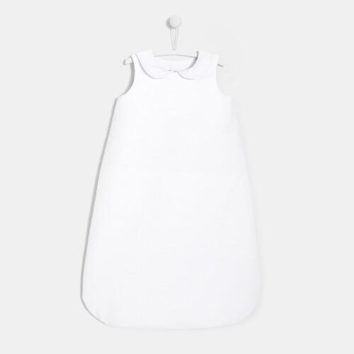 Sleeping bag 0-6 months with Peter Pan Collar