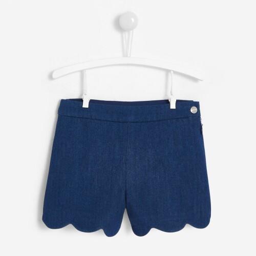 Toddler girl denim shorts