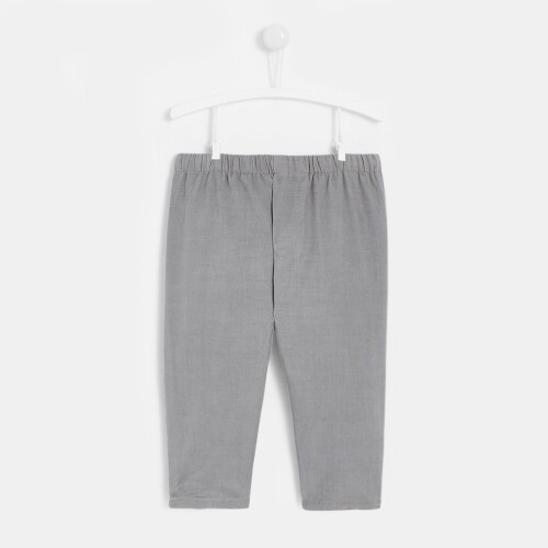 Toddler boy lined corduroy pants