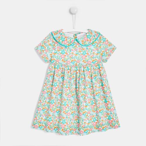 Toddler girl Liberty dress