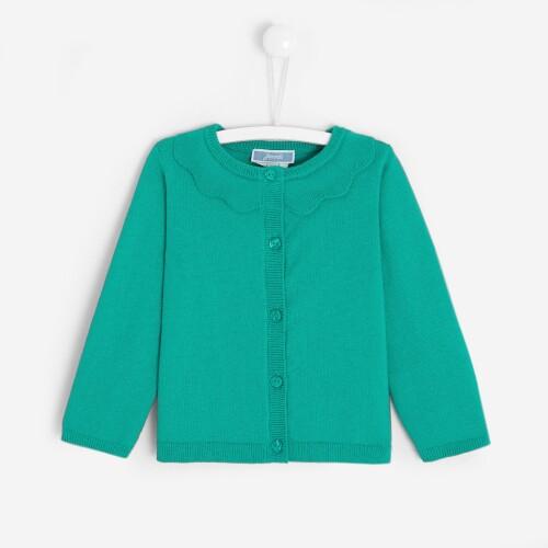 Toddler girl vest