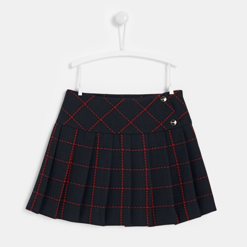 Girl kilt skirt