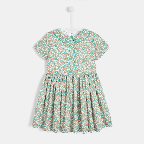 Girl Liberty print dress