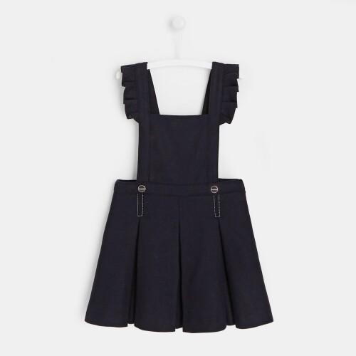 Girl overall dress