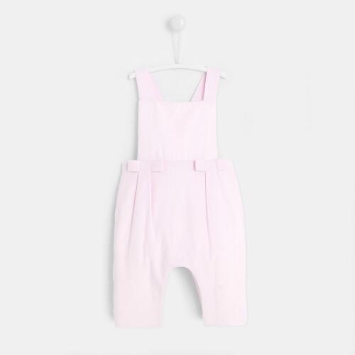Baby girl corduroy jumper