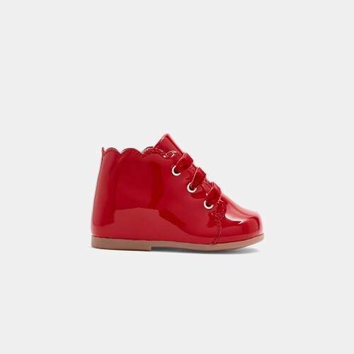 Baby girl pre-walker ankle boots