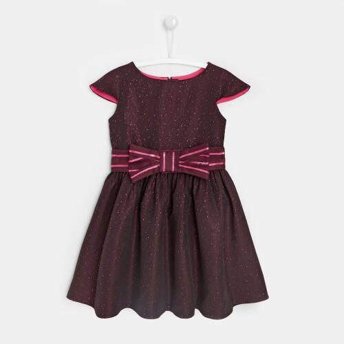 Girl iridescent dress