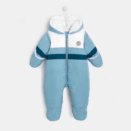 Baby boy snowsuit