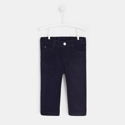 Toddler boy comfort corduroy pants