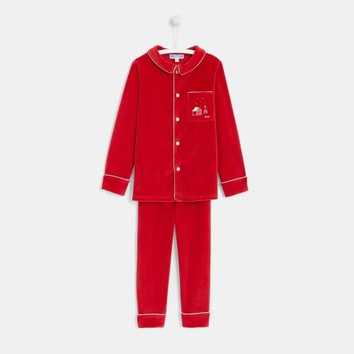 Boy Holiday pajamas