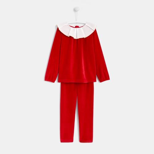 Girl Holiday pajamas