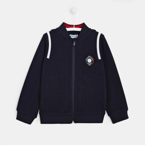 Boy varsity athletic jacket