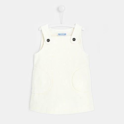 Toddler girl corduroy dress