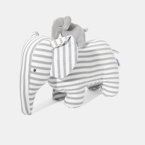 Musical elephant plush toy