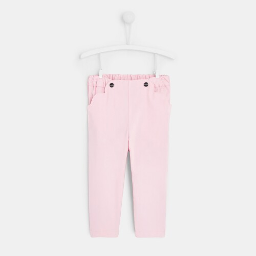 Toddler girl comfort pants