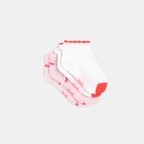 Pair of Maison Broussaud girl socks