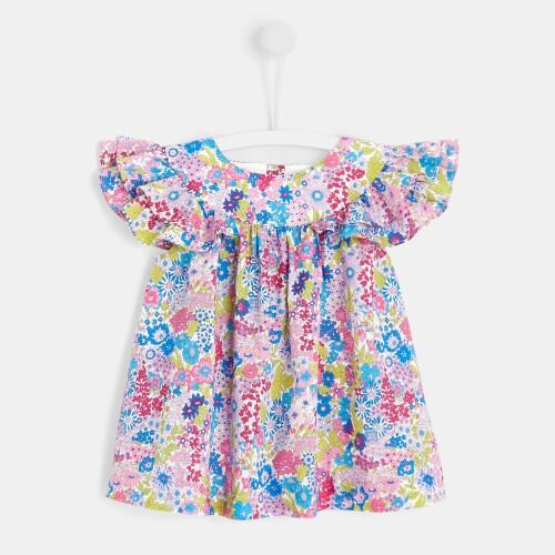 Toddler girl Liberty blouse