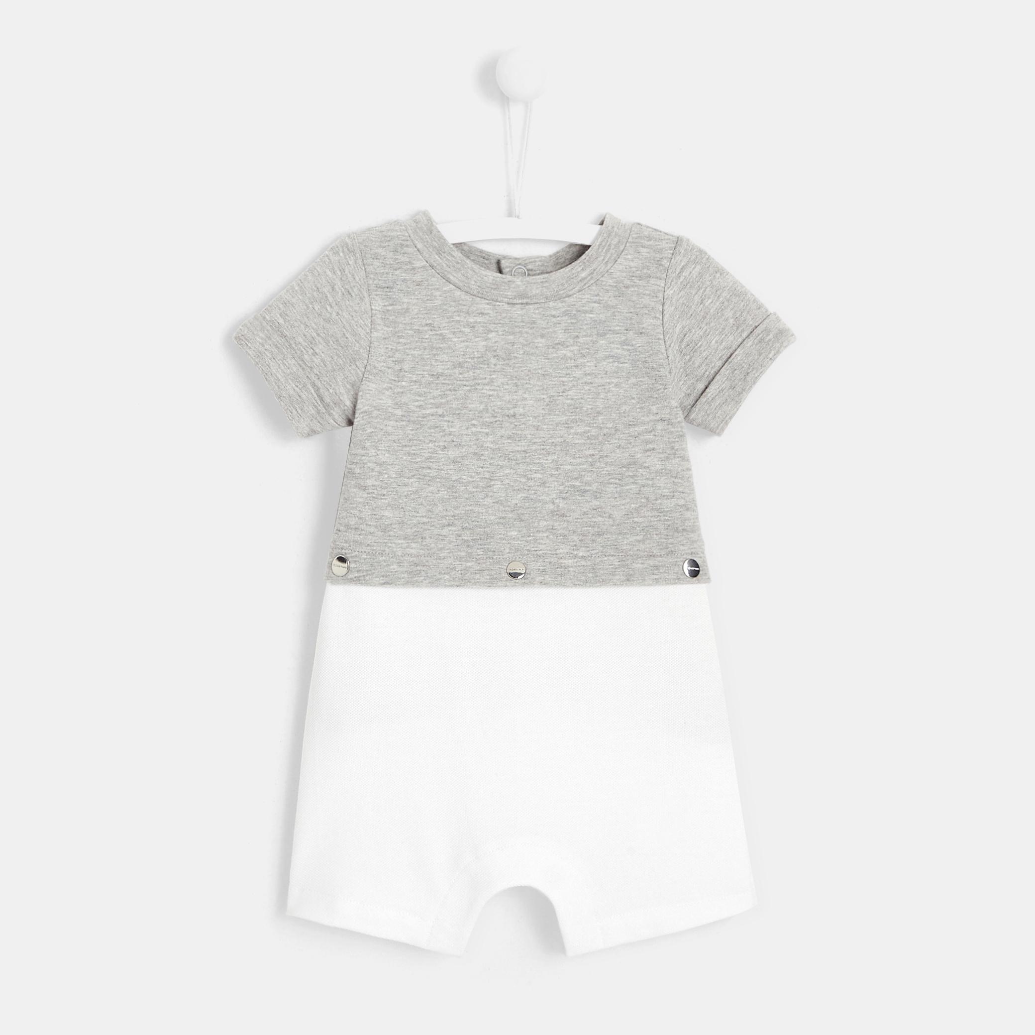 Baby 2-in-1 onesie