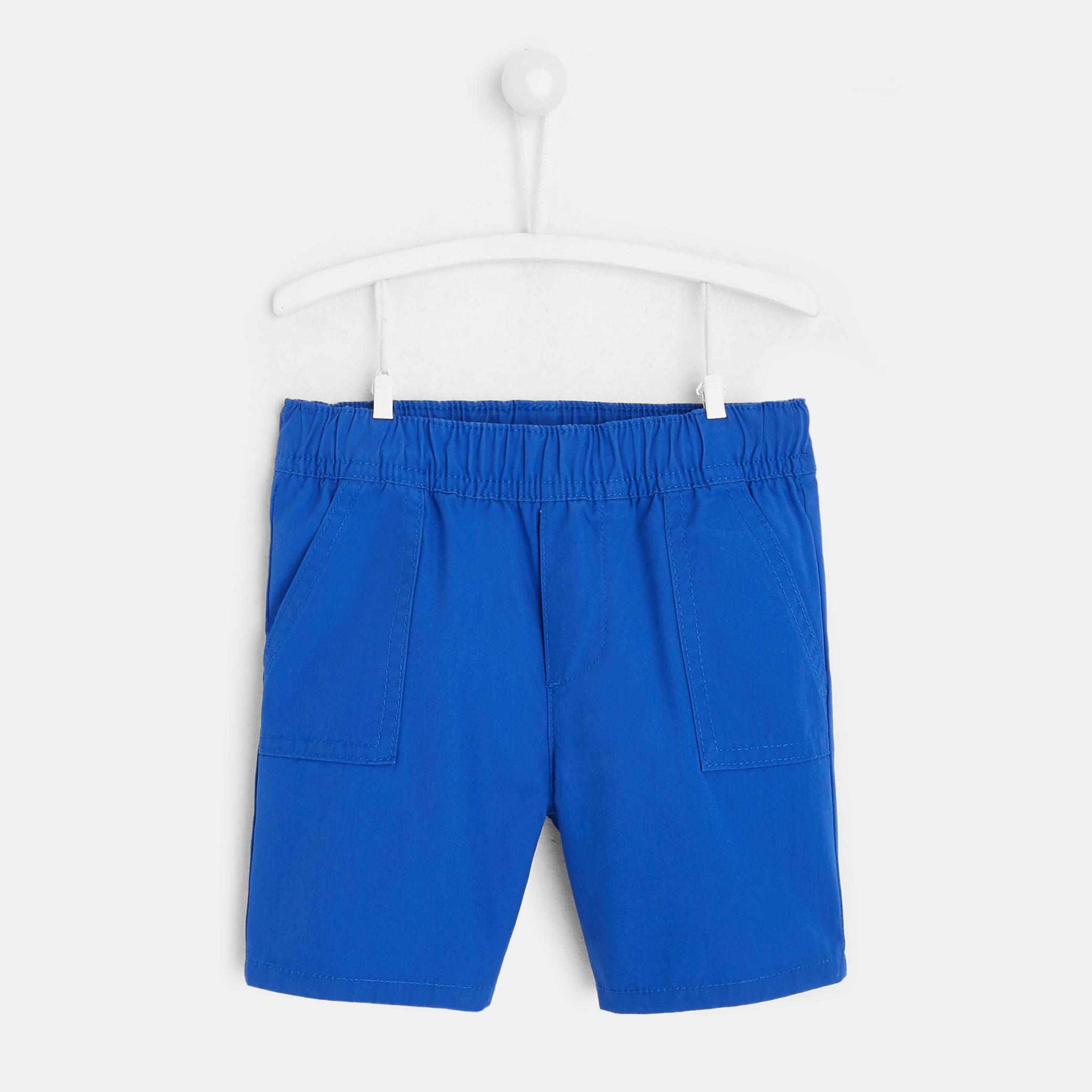 Toddler boy Hello Demain shorts