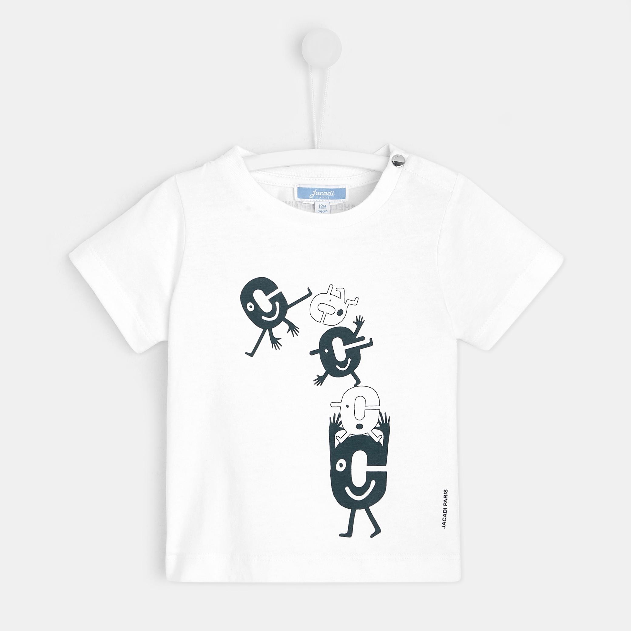 Toddler boy Hello Demain T-shirt